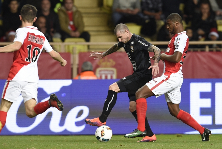 [30e journée de L1] SM Caen 0-3 AS Monaco Bessat_toure_1