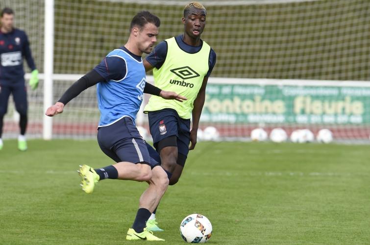 [33e journée de L1] FC Metz 2-2 SM Caen Da_silva_karamoh
