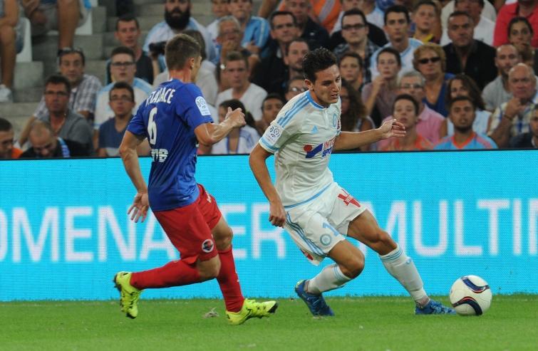 [13e journée de L1] O Marseille 1-0 SM Caen  Delaplace_thauvin_2