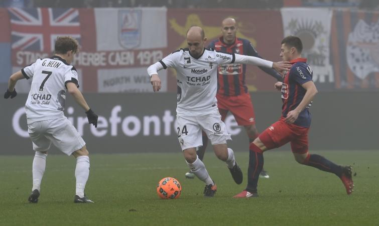 [33e journée de L1] FC Metz 2-2 SM Caen Deleplace_cohade_1