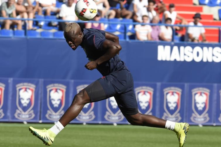 [3e journée de L1] SM Caen 2-0 SC Bastia Diomande_1