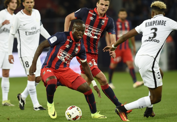 [6e journée de L1] Angers SCO 2-1 SM Caen  Diomande_kimpembe_1