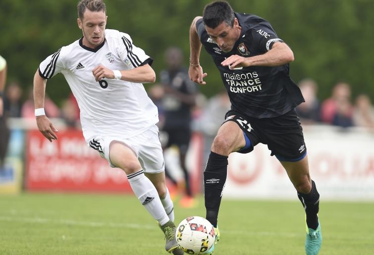[1e journée de L1] SM Caen 3-2 FC Lorient Feret_beaulieu
