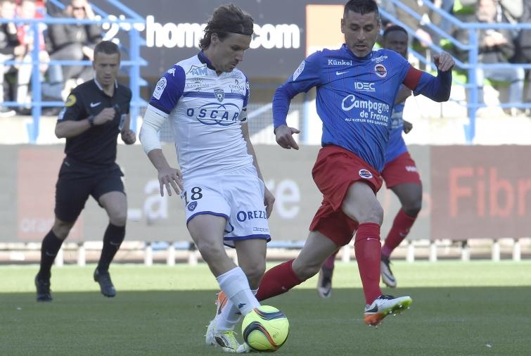 [3e journée de L1] SM Caen 2-0 SC Bastia Feret_cahuzac