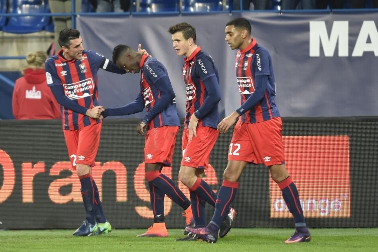 [18e journée de L1] SM Caen 3-0 FC Metz Feret_felicite_karamoh
