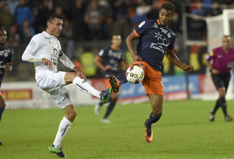 [32e journée de L1] SM Caen 0-2 Montpellier HSC Feret_mounie