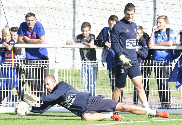 [19e journée de L1] AS Monaco 2-1 SM Caen  Gardiens_3
