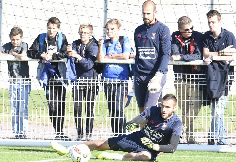 [9e journée de L1] Montpellier HSC 3-2 SM Caen Gardiens_4