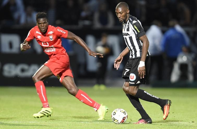 [28e journée de L1] SM Caen 2-3 Angers SCO Genevois_toko_ekambi
