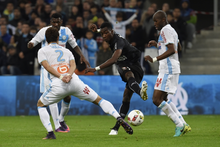 [14e journée de L1] SM Caen 1-1 EA Guingamp Karamoh_fanni_1