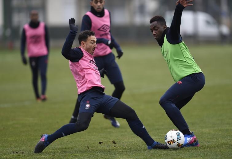 [27e journée de L1] AS Saint Etienne 0-1 SM Caen Karamoh_malbranque
