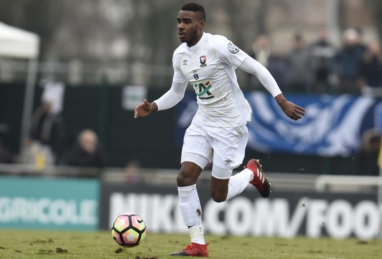 [24e journée de L1] SM Caen 0-4 FC Girondins de Bordeaux Leborgne_1