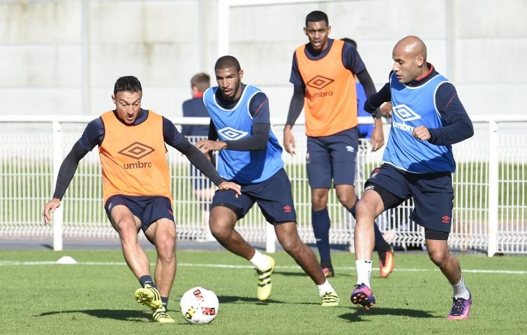 [18e journée de L1] SM Caen 3-0 FC Metz Malbranque_yahia