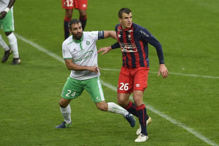 [12e journée de L1] SM Caen 1-0 OGC Nice Santini_perrin_1