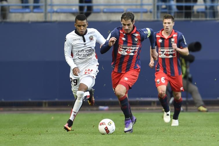 [29e journée de L1] OGC Nice 2-2 SM Caen Seube_dalbert_0