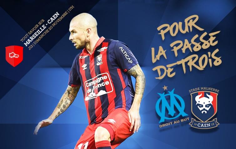 [13e journée de L1] O Marseille 1-0 SM Caen  Smc_16-17_13_omsmc
