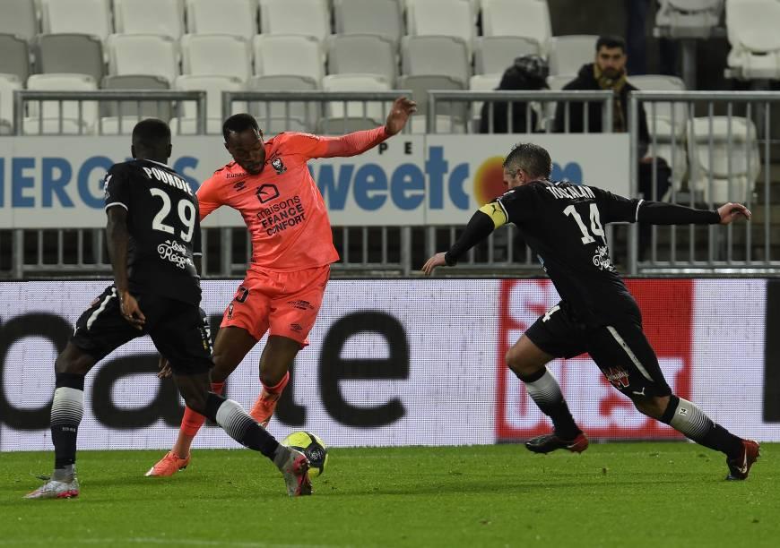 Bordeaux - SM Caen 0-2