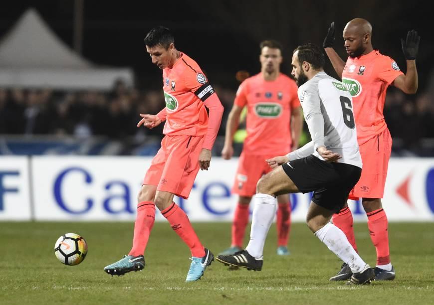 Hazebrouck (R1) - SM Caen 0-2