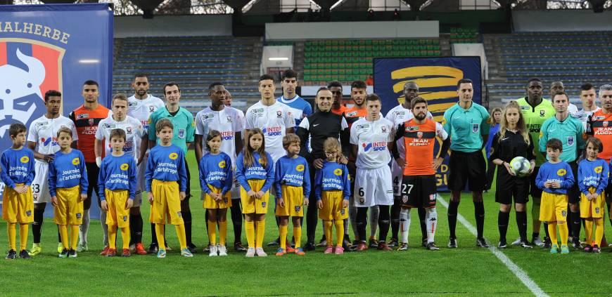 Lorient - SM Caen 0-1