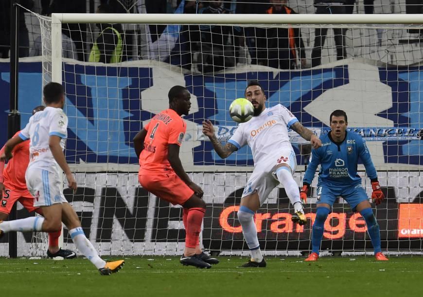 Marseille - SM Caen 5-0