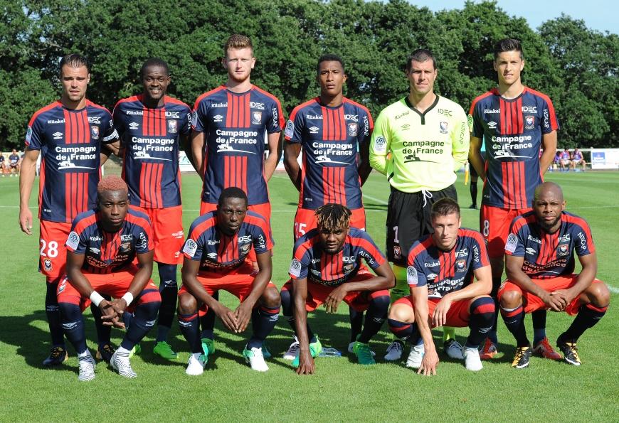 Match de préparation : SM Caen - Avranches 2-0
