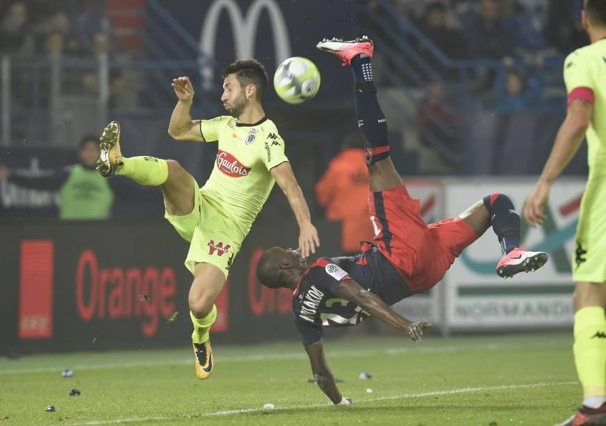 SM Caen - Angers 0-2