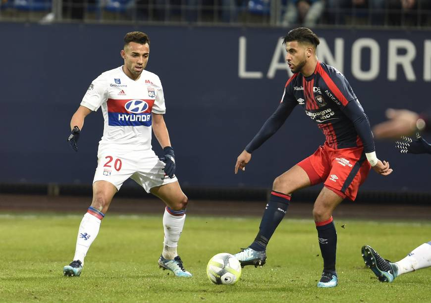SM Caen - Lyon 1-2