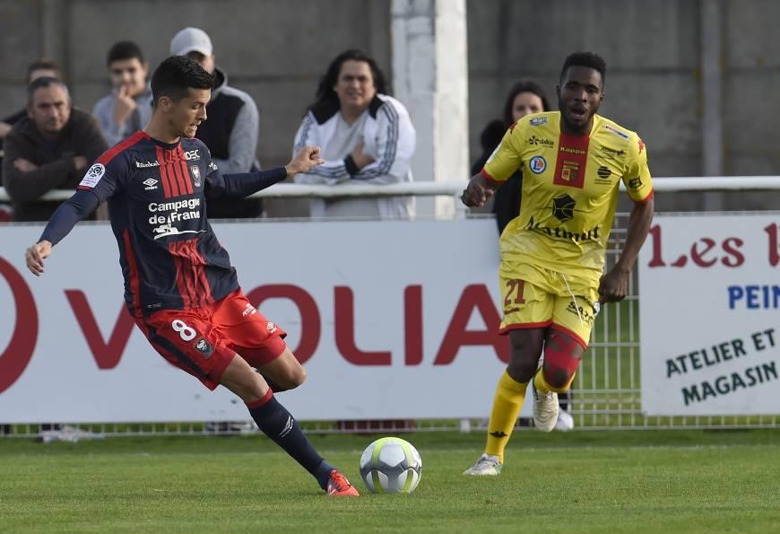 SM Caen - Quevilly-Rouen 0-2