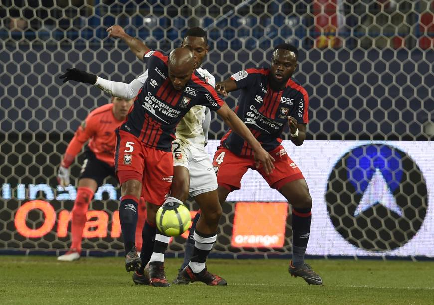 SM Caen - Rennes 2-2
