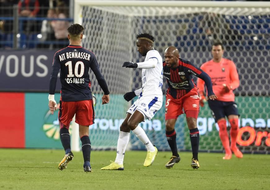 SM Caen - Troyes 1-0