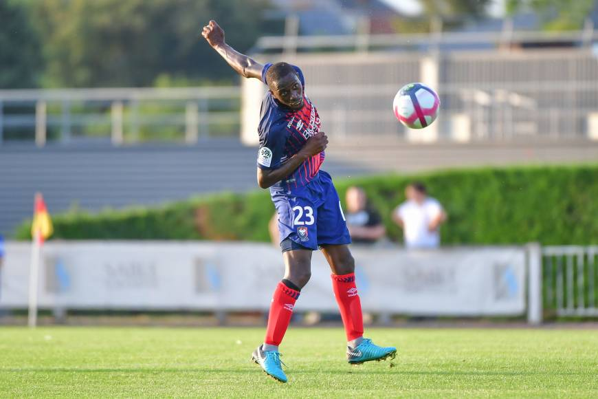 Amical - Angers SCO / SM Caen: L'album-photo