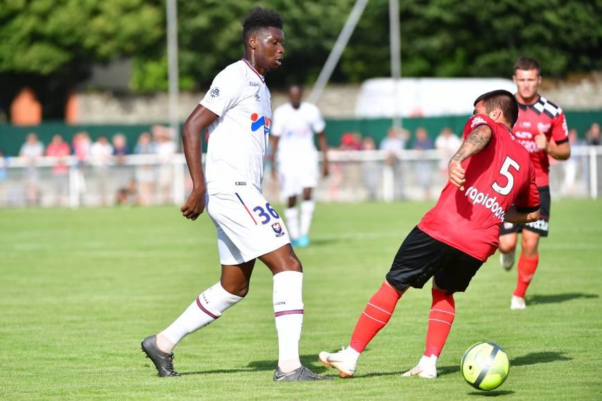 Amical - SM Caen / EA Guingamp: L'album-photo