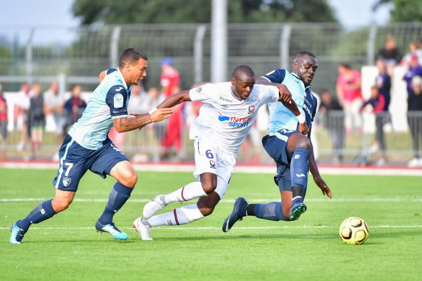 Amical - SM Caen / Havre AC: L'album-photo