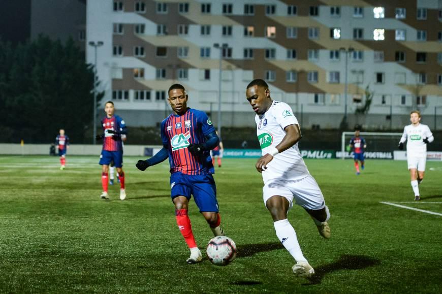 CDF.32e - Red Star / SM Caen : l'album-photos