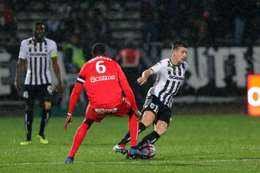 J15 - Angers SCO / SM Caen : l'album-photo