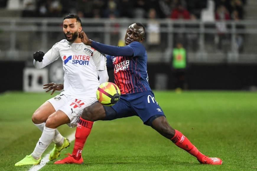 J24. Amiens SC / SM Caen : l'album-photos