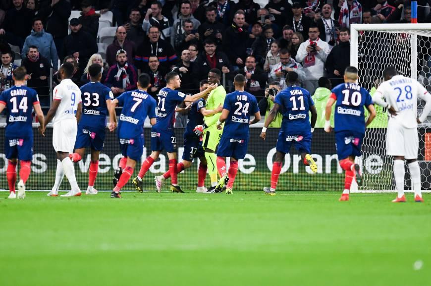 J37 - O.Lyonnais / SM Caen : l'album-photos