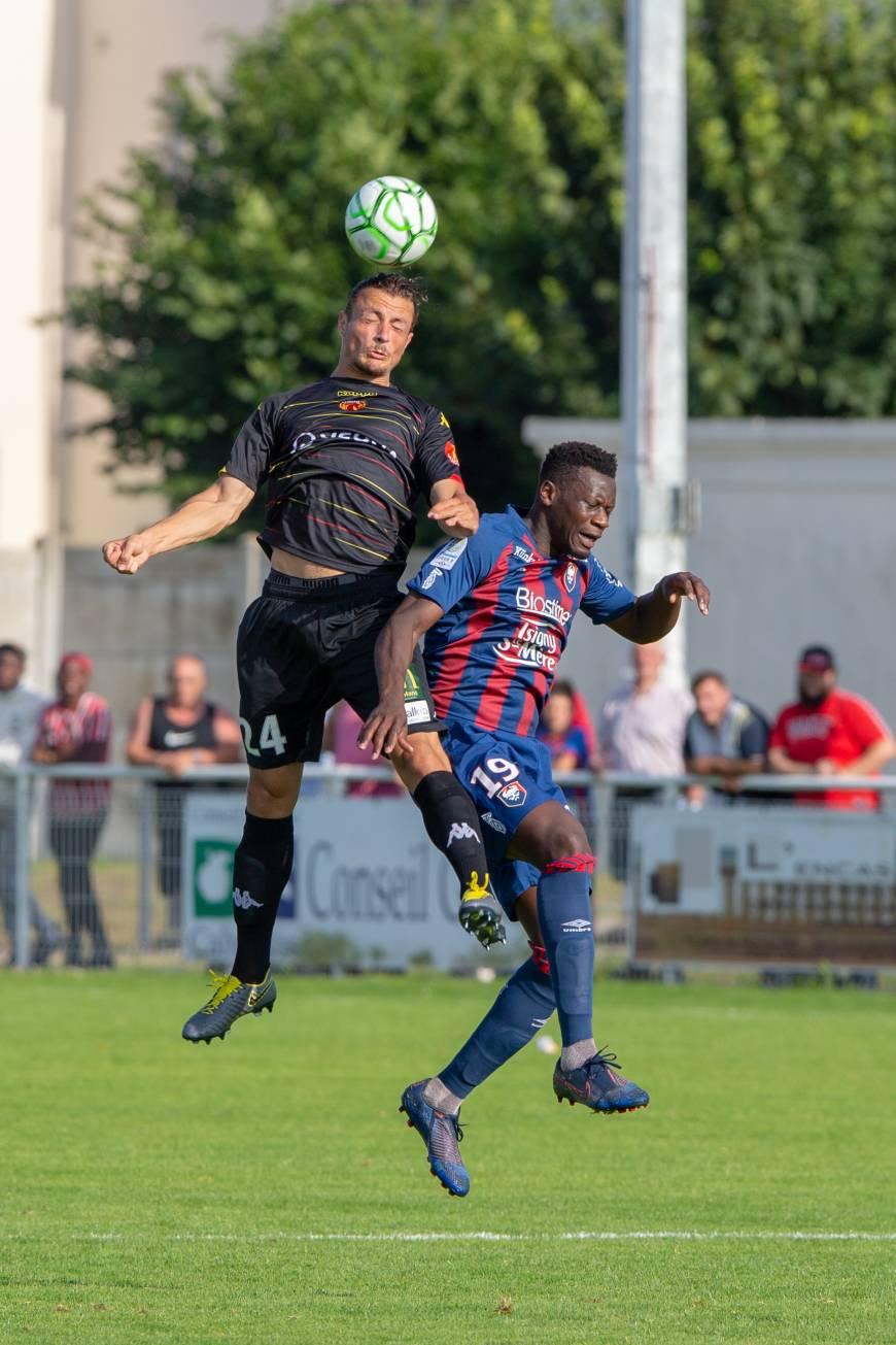 Amical - SM Caen / Le Mans FC : l'album-photos (© Damiens Deslandes)