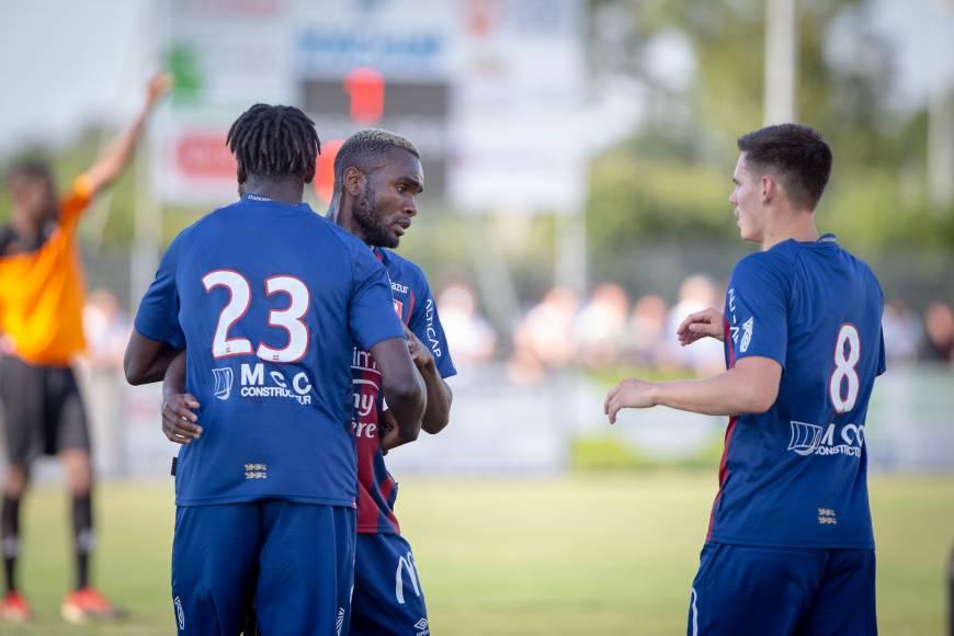 Amical - Stade Lavallois / SM Caen : l'album-photos (© Damien Deslandes)