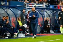 Pascal Dupraz dirigera son deuxième match à la tête du Stade Malherbe vendredi à l'occasion de la réception de Valenciennes