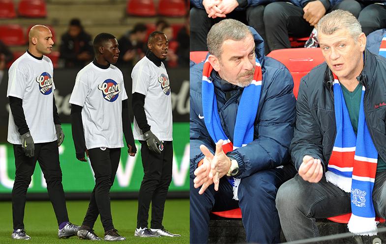 [18e journée de L1] Stade Rennais 1-1 SM Caen - Page 2 Supporters