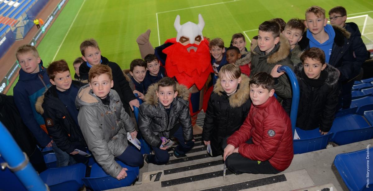 [4e journée de L1] SM Caen 1-0 FC Metz Vik-enfants-3357