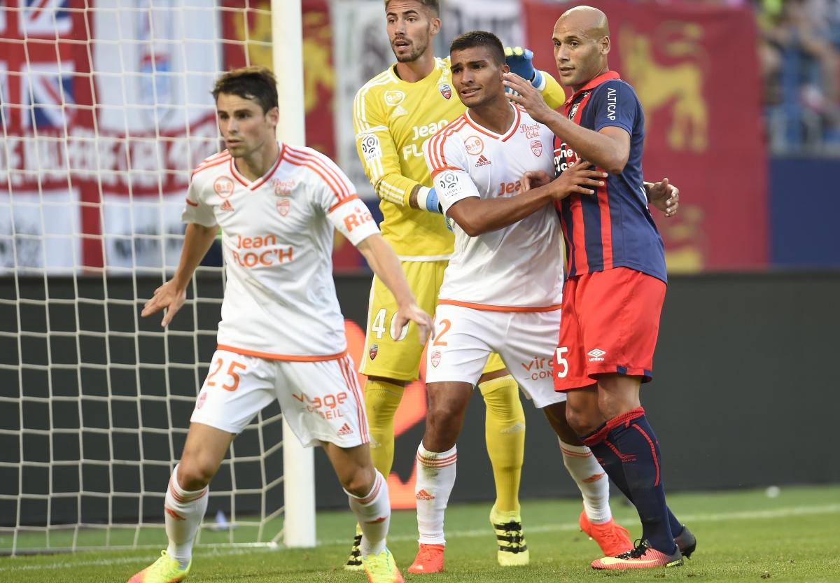[22e journée de L1] SC Bastia 1-1 SM Caen  Yahia_rose